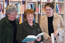 CancerCare Manitoba Breast and Gyne Cancer Centre of Hope Library