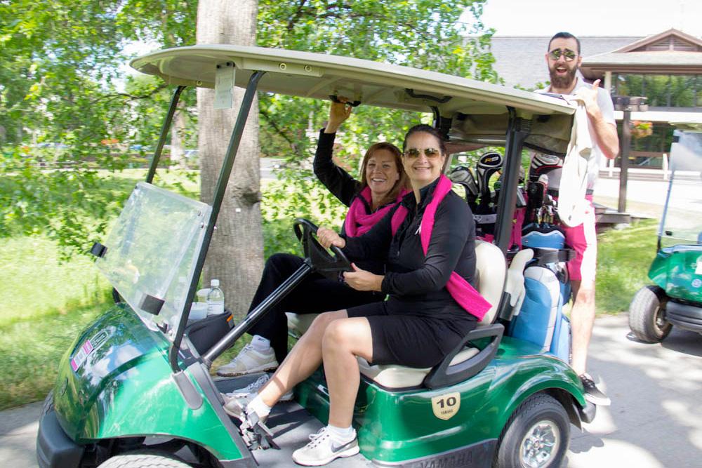 Pink Ribbon Golf Tournament